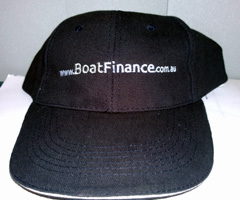 BoatFinance.com.au hat