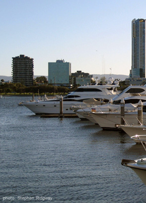 Gold Coast marina